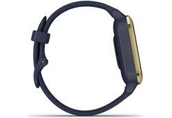 Смарт-часы Garmin Venu Sq Music Navy/Light Gold (010-02426-12) - Картинка 6