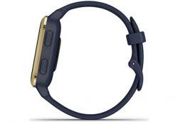 Смарт-часы Garmin Venu Sq Music Navy/Light Gold (010-02426-12) - Картинка 7