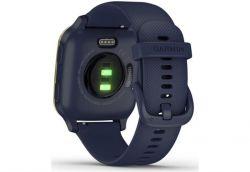 Смарт-часы Garmin Venu Sq Music Navy/Light Gold (010-02426-12) - Картинка 8