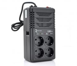 Стабилизатор Ritar CUBE-4 800VA (RT-CUBE-4/02941)