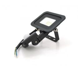 Прожектор уличный Ritar Slim Sensor Led (RT-FLOOD/MS10A/01202) 10W, 12xSMD2835, IP65, 1000Lm, 6500K