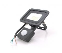 Прожектор уличный Ritar Slim Sensor Led (RT-FLOOD/MS20A/01203) 20W, 24xSMD2835, IP65, 2000Lm, 6500K