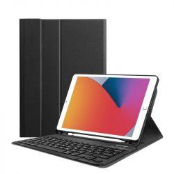Чехол-клавиатура Airon Premium для Apple iPad 10.2 (2019/2020)/Air 3 Black (4821784622496)
