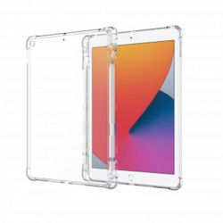 Чехол-накладка BeCover Anti-Shock для Apple iPad 10.2 2019/2020 Clear (705615)