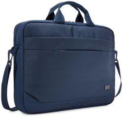 "Сумка для ноутбука Case Logic 15.6"" Advantage Attache ADVA-116 Dark Blue (3203989) - Картинка 1"