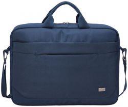 "Сумка для ноутбука Case Logic 15.6"" Advantage Attache ADVA-116 Dark Blue (3203989) - Картинка 3"