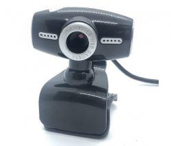 Веб-камера Voltronic W-DC-519/18771 с гарнитурой Black/Silver