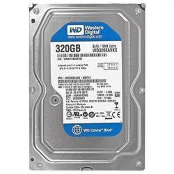 HDD SATA  320GB WD 7200rpm 16MB (WD3200AVKX)