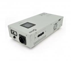 Стабилизатор Europower SLIM-1000SBR LED, 1000VA 700W, 140-270Vac, SHUKO 2 (SLIM-1000SBR LED)