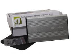 "Карман внешний 2,5"" 1stCharger Silver SATA USB2.0 (HDE1STU2520BS)"