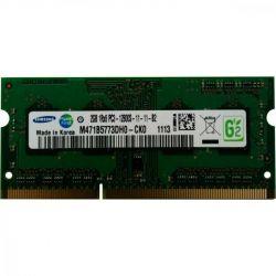 SO-DIMM 2GB/1600 DDR3 Samsung (M471B5773DH0-CK0) Refurbished