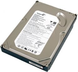 HDD SATA  160GB Seagate 7200rpm 8MB (ST3160815AS) гар. 12 мес.