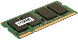 SO-DIMM 2GB/800 DDR2 Crucial (CT25664AC800.Y16F) Ref