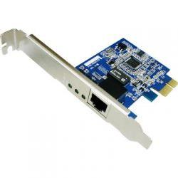 Сетевая карта PCI-E Edimax EN-9260TXE V2 LAN 10/100/1000Mb, Realtek с креплением low profile