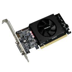 Видеокарта Gigabyte GeForce GT710, 2Gb DDR5 (GV-N710D5-2GL)