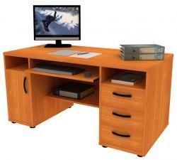 Письменный стол AMF ST-84 вишня/вишня