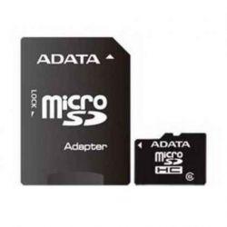 A-Data 16 Gb microSDНС Class4 (AUSDH16GCL4-RA1)