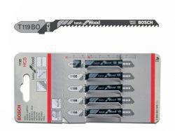 Пилочка для електролобз. дерево 119B (в уп. 5шт) ТМ BOSCH