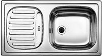 Кухонная мойка Blanco FLEX нерж. сталь матовая (511917)