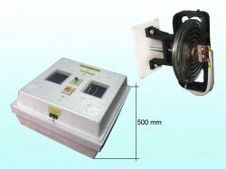 Мініінкубатор МИ30 (80 яєць) мембр. ТМ ЛУЧ