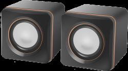 Акустическая система Defender 2.0 SPK-33