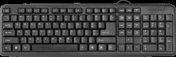 Клавиатура Defender HB-420 Black