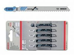 Пилочка для електролобз. метал 127D (в уп. 5шт) ТМ BOSCH