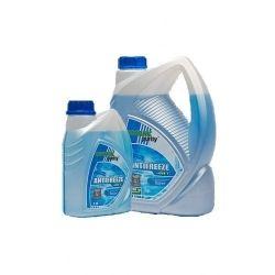 Антифриз Organic А-40 1л синий