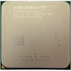 AMD AM3 Athlon II X3 435 tray