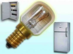 Лампа в індив. упаковці для холка Е14 РН15 ТМ ИСКРА