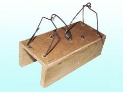 Мишоловка дерев яна (Домик) ТМ ХАРЬКОВ
