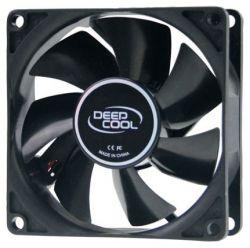 Deepcool XFAN 60 черный лак, 60x60x15мм HB 3000 об/мин 24.3 дБ