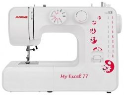 Швейная машина Janome MYEXCEL 77