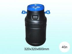 Фляга тех. 40л (А) ТМ EURO PLAST