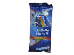 Однор.станок для гоління Blue 2 Plus (5шт) ТМ GILLETTE