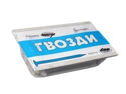 Цвяхи шиферні фасов. 5,0х120 600 гр ТМ ХАРЬКОВ