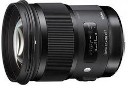 Объектив Sigma AF 50mm f/1.4 DG HSM ART (для камер Nikon) (311955)
