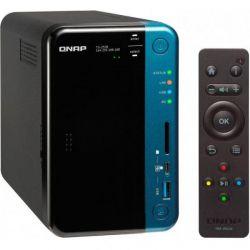 Сетевое хранилище (NAS) QNAP TS-253B-4G 2 відсіка НМЖ Д Intel Celeron J3455 1,5ГГц
