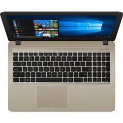 ноутбук 15/N3350/4/500/920MX 2 2GB/DRW/Lin/Black X540NV-GQ044