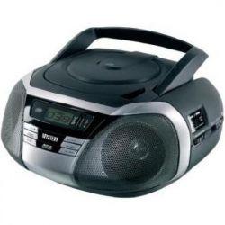 Аудиомагнитофон Mystery BM-6105U black