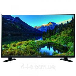 """Телевизор 24"""" Saturn LED24HD500U LED 1366х768 60Hz, HDMI, USB, Vesa (100x100)"""