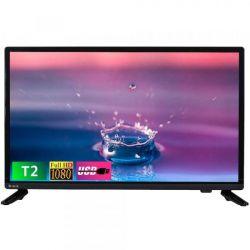 "Телевизор 22"" Bravis LED-22E6000 T2 black"