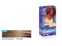 Стійка гельфарба для волосся (116 натуральнорусявий) ТМ ЭСТЕЛЬ