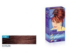 Стійка гельфарба для волосся (134 коньяк) ТМ ЭСТЕЛЬ