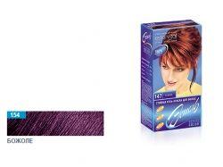 Стійка гельфарба для волосся (154 божоле) ТМ ЭСТЕЛЬ