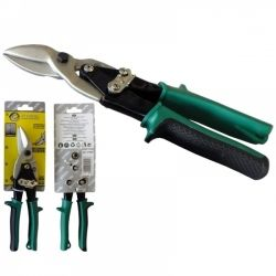 (41002) Ножиці по металу СR-V 250мм праві СТАЛЬ