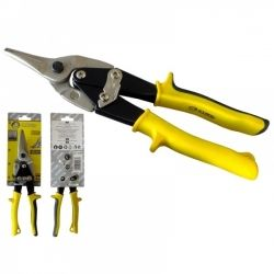 (41003) Ножиці по металу СR-V 250мм прямі СТАЛЬ