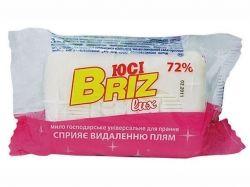 Мило господарське (72%) 200 г універсальне д/видалення плям ТМ BRIZ LUX