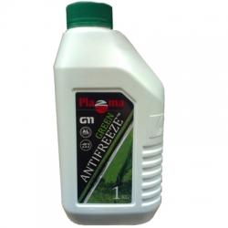 Антифриз Делфин Антифриз-40 Plazma 1л зеленый G11
