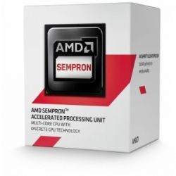 AMD AM1 Sempron Kabini X2 2650   SD2650JAHMBOX